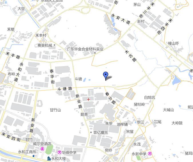 广州科锐特生物科技有限公司永和生产基地新建项目 环境影响评价第一次公示
