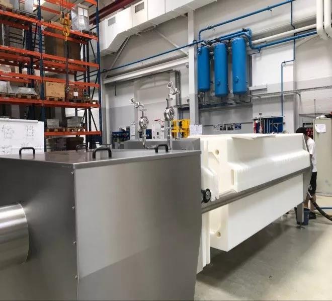 科锐特|永和药厂建设进入设备FAT测试阶段