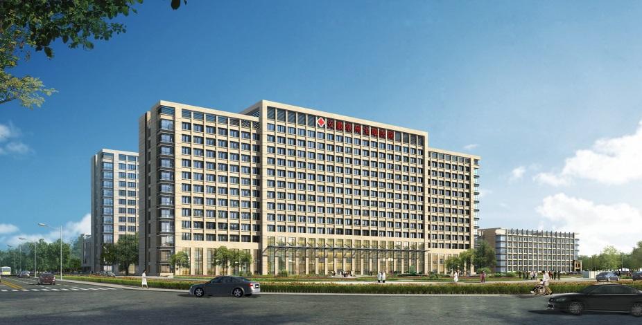 """七喜集团正在全国投资建设30000张床位的连锁医院: 打造""""五好医院"""" 服务基层患者"""